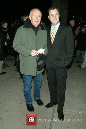 Terrence Mcnally and Brooks Ashmanskas