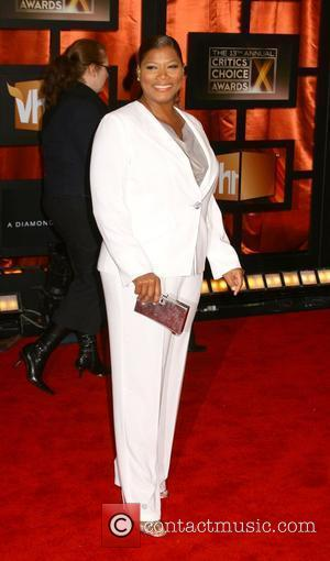Latifah Launches Fragrance