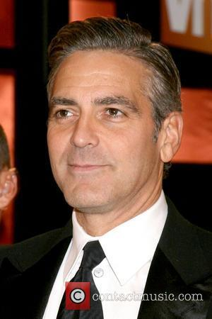 Clooney Gets Advice From Drunk Uncle