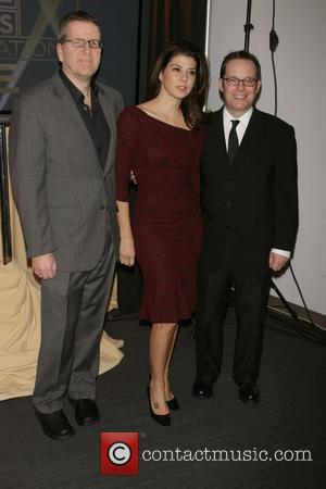 Neil Ronsen, Marisa Tomei and Vh1