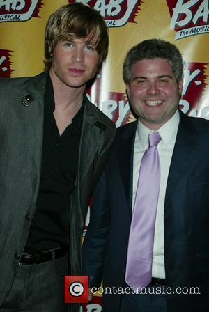 Ashley Parker Angel and Adam Epstein Opening Night of the Broadway musical 'Cry Baby' held at Mansion - After Party...