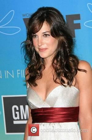 Lindsay Sloane Women in Film 2007 Crystal and Lucy Awards Beverly Hills, California - 14.06.07