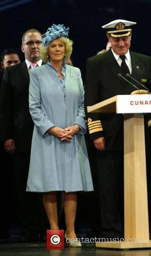 Camilla and Captain