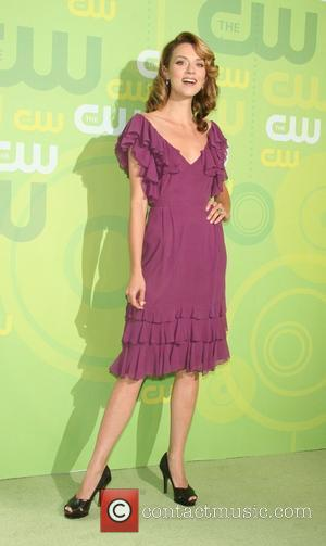 Hilarie Burton CW Network 2008 Upfronts at the Lincoln Center - arrivals New York City, USA - 13.05.08