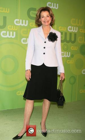Jessica Walter CW Network 2008 Upfronts at the Lincoln Center - arrivals New York City, USA - 13.05.08