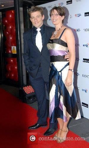 Ben Shephard Cystic Fibrosis Trust Breathing Life Awards held at the Hilton London Metropole hotel - Arrivals London, England -...