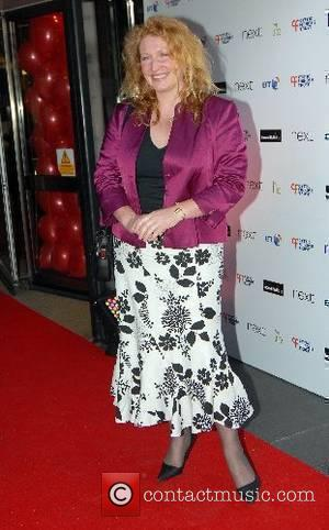 Charlie Dimmock Cystic Fibrosis Trust Breathing Life Awards held at the Hilton London Metropole hotel - Arrivals London, England -...