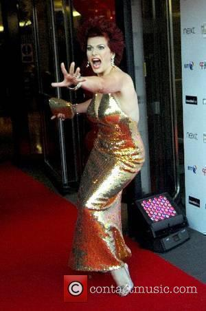 Cleo Rocos Cystic Fibrosis Trust Breathing Life Awards held at the Hilton London Metropole hotel - Arrivals London, England -...