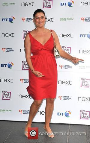 Amanda Lamb Cystic Fibrosis Trust Breathing Life Awards held at the Hilton London Metropole London, England - 28.5.08