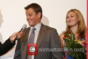 Matt Damon and Julia Stiles