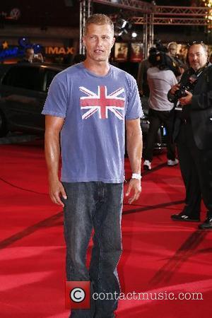 Til Schweiger German premiere of 'The Bourne Ultimatum' held at the Cinestar Sony Center at Potsdamer Platz  Berlin, Germany...