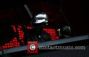 Daft Punk O2 Wireless Festival 2007 - Day 3 Live performance in Hyde Park London, England - 16.06.07