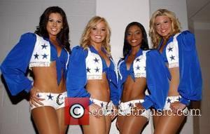 Dallas Cowboys Cheerleaders perform and afterwards meet fans at the US Cellular Coliseum Bloomington, Illinois - 16.06.07