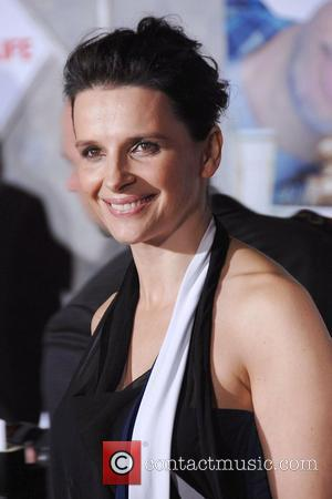 Juliette Binoche World Premiere of 'Dan In Real Life' at El Capitan Theatre in Hollywood Los Angeles, California - 24.10.07