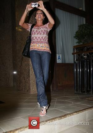 Shannon Elizabeth and Dancing With The Stars