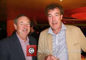 Nick Mason and Jeremy Clarkson