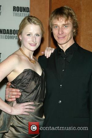 Mamie Gummer and Ben Daniels Opening Night of Les Liaisons Dangereuses - Party Arrivals at the American Airlines Theatre. New...