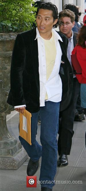 'Lost' star Daniel Dae Kim arrives at The Ritz-Carlton hotel New York City, USA - 13.05.08