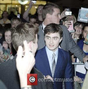 Radcliffe In Love With Portman
