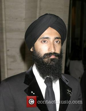 Waris Ahluwalia and Wes Anderson