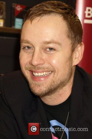 Darren Hayes performs and signs copies of his new CD 'This Delicate Thing We've Made' at Borders Columbus Circle New...