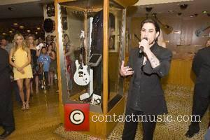 Dave Navarro 40th Birthday Celebration at Hard Rock Hotel & Casino Las Vegas, USA 02.06.07