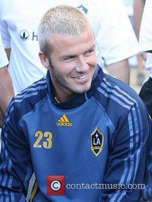 Beckham Mistaken For Car Thief