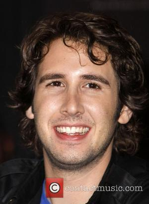 Josh Groban Press Conference for 'David Foster & Friends' concert at Mandalay Bay Resort Las Vegas, Nevada - 23.05.08