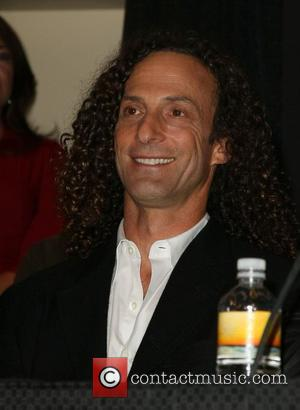 Kenny G Press Conference for 'David Foster & Friends' concert at Mandalay Bay Resort Las Vegas, Nevada - 23.05.08
