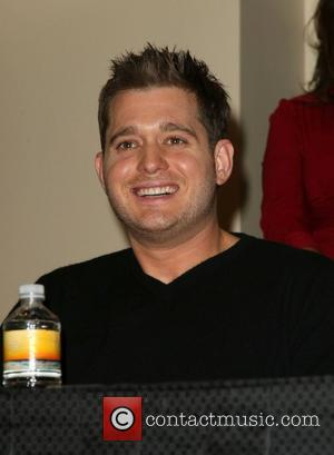 Michael Buble' and Michael Buble