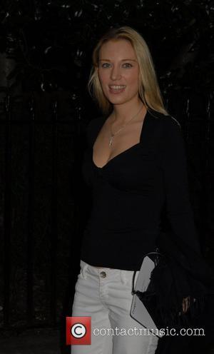 Imogen Lloyd Webber,  arrives at Sir David Frosts Summer Party London, England - 05.07.07