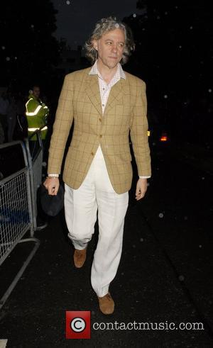 Geldof's Row With New Zealand