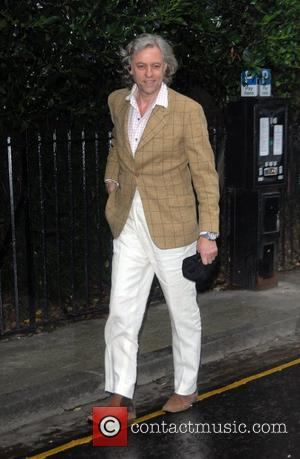 Geldof Defends 'Kiss And Tell' Autobiography