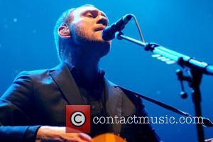 David Gray performing live in concert at The Roundhouse in Camden London, England - 12.11.07