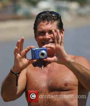 Hasselhoff Out Of Hospital
