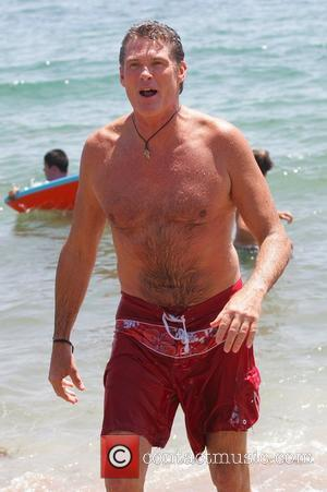 Hasselhoff Tricked Wife Into Seeing The Producers