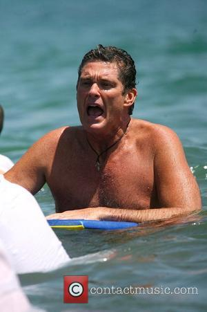 Hasselhoff Owes His Life To Swooning Hotel Clerk
