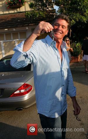 Hasselhoff's Spent Holidays In Hawaiian Rehab