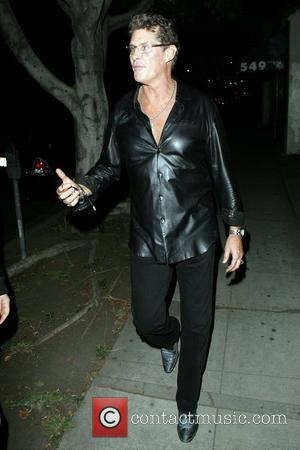 Hasselhoff Turns Up To Namesake Club Night