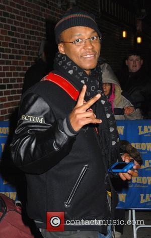 Lupe Fiasco and David Letterman