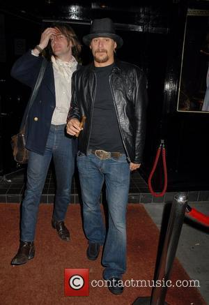 Kid Rock Splits With Longtime Manager