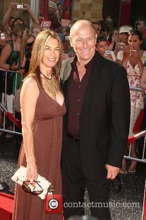 Corbin Bernsen and Amanda Pays 34th Annual Daytime Emmy Awards - Arrivals held at Kodak Theatre Hollywood, California USA -...