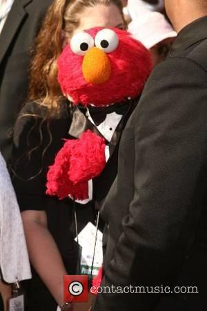 Elmo 34th Annual Daytime Emmy Awards - Arrivals held at Kodak Theatre Hollywood, California USA - 15.06.07