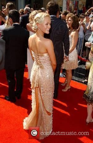 Ambyr Childers 34th Annual Daytime Emmy Awards - Arrivals held at Kodak Theatre Hollywood, California - 15.06.07