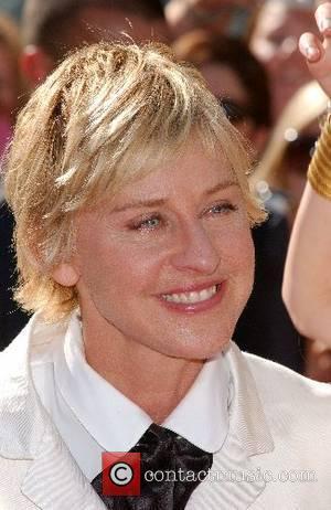 Ellen Degeneres 34th Annual Daytime Emmy Awards - Arrivals held at Kodak Theatre Hollywood, California - 15.06.07