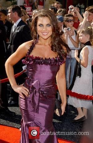 Nadia Bjorlin 34th Annual Daytime Emmy Awards - Arrivals held at Kodak Theatre Hollywood, California - 15.06.07