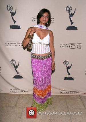 Nia Peeples The Academy of Television Arts & Sciences Presents the Los Angeles Daytime Emmy Nominee Reception at the Warner...