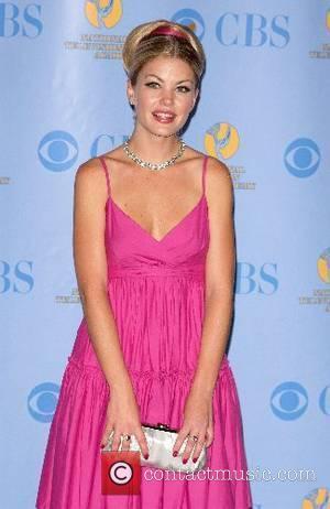 Bree Williamson 34th Annual Daytime Emmy Awards - Press Room held at Kodak Theatre Hollywood, California - 15.06.07
