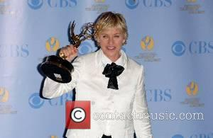 Ellen DeGeneres 34th Annual Daytime Emmy Awards - Press Room held at Kodak Theatre Hollywood, California - 15.06.07