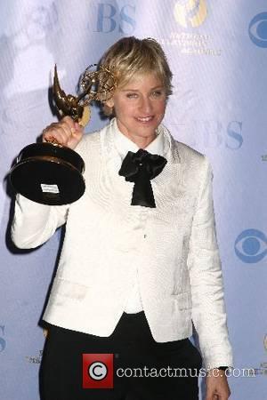 Ellen DeGeneres 34th Annual Daytime Emmy Awards - Press Room held at Kodak Theatre Hollywood, California USA - 15.06.07